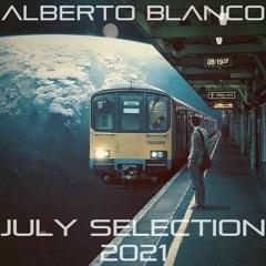 Alberto Blanco - July Selection / 2021