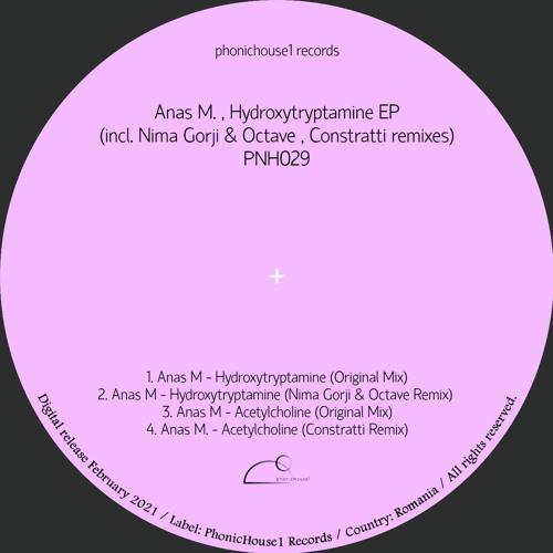 PREMIERE: Anas M - Acetylcholine [PhonicHouse1]