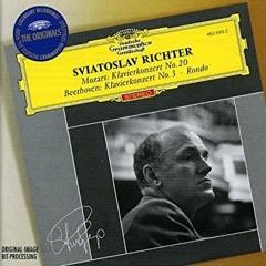 Beethoven - Piano Concerto No. 3 in C minor, Op. 37 - Sviatoslav Richter