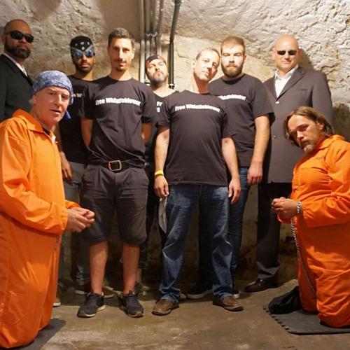 Free Whistleblower C-Rebell-um, NEOFiT, LUDWIG genannt GROSSE, SchwrzVyce, Franky Snatra