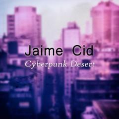 Cyberpunk Desert (Audio Visualizer Video in description)
