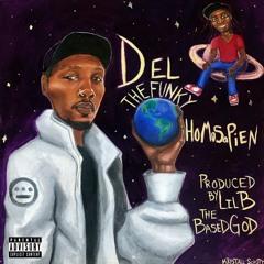 Del The Funky Homosapien - Niz Know 95 [ Produced By Lil B The BasedGod ]