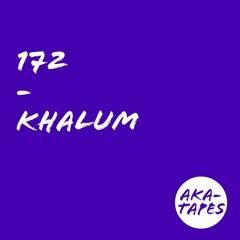 aka-tape no 172 by khalum