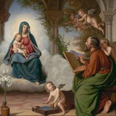 October 18 - St Luke The Evangelist (2021)