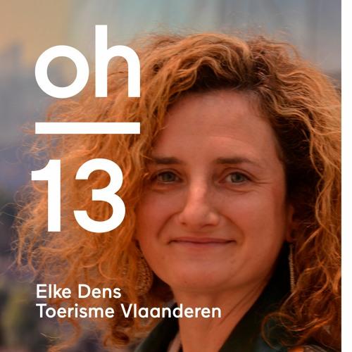 oh #13 | Elke Dens | Toerisme Vlaanderen