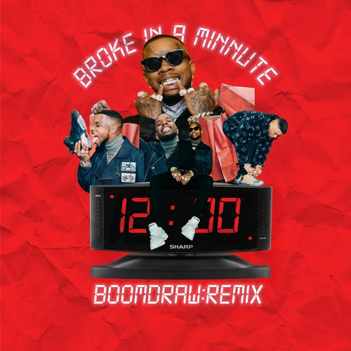 Broke In A Minute (BoomDraw Remix) Image