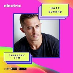 Matt Bogard - Electric Radio - Feb 2021
