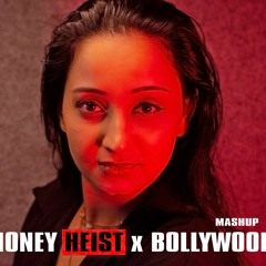My Life Is Going On X Wo Lamhe | Money Heist x Bollywood Mashup