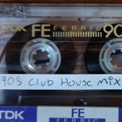 Mid 90's (1995/1996) Classic Club House Mix (vol.1)
