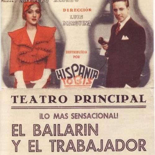 El bailarín y el trabajador (1936)