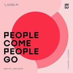 Doru M - People Come & People Go   NYLO NY009X