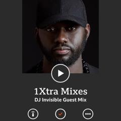 DJ INVISIBLE BBC 1XTRA GUEST MIX 2020