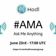 HODL AMA June 23 2021