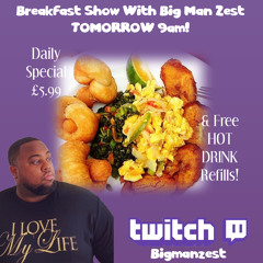 Big Breakfast wiv Big Man Zest - Hayfever Issues