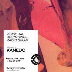 Personal Belongings Radioshow 27 @ Ibiza Global Radio Mixed By Kanedo