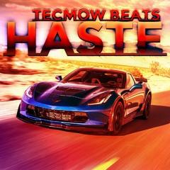 "[FREE DL] SIMPLE TRAP/RAP INSTRUMENTAL ""HASTE"" Prod. Tecmow Beats"