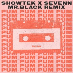 Showtek & Sevenn - Pum Pum  (MR. BLACK Remix)