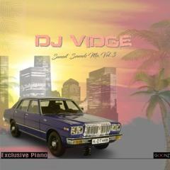 DJ Vidge - Sunset Sounds (Exclusive Piano) Vol 3