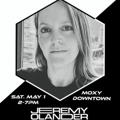 Afternoon at Moxy Minneapolis, Opening for Jeremy Olander