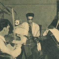 محمد عبدالوهاب . . الجندول ( بسرعة تسجيل مضبوطة . . جودة عالية ) | . . إسطوانة 1939م