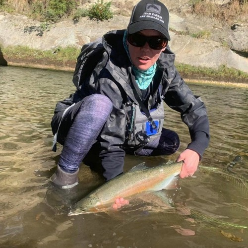 170 Colette Stroud, Competitive Fly Fishing, Chasing fins and bucket lists