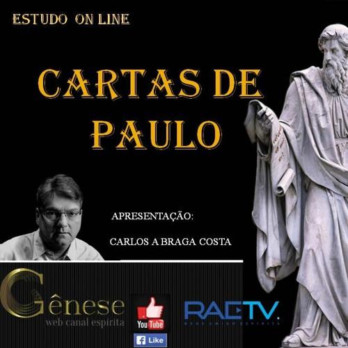 Estudo (158) Cartas de Paulo - Existimos para cooperar