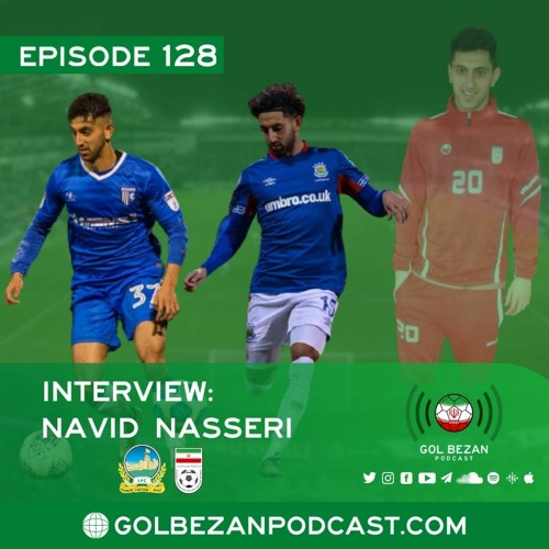 Interview: Navid Nasseri