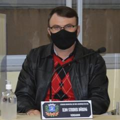 Vereador Ildo Döring no Programa Enfoque Rural da Litoral Sul FM
