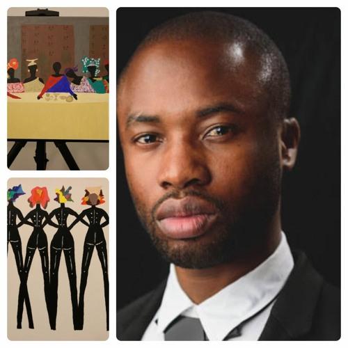 Artist & Author Biodun Abudu