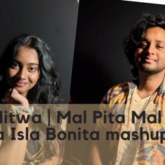 Mitwa | Mal Pita Mal | La Isla Bonita mashup cover by Yellow Room