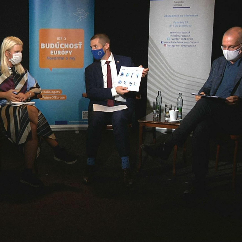 Vízia Európskej únie: Transformujeme sa na ekologickú a digitálnu krajinu?