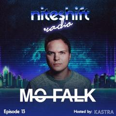 Niteshift Radio | NSR013 [Mo Falk Guest Mix]