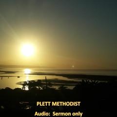 PLETT METHODIST     2 AUGUST 2021     ARMOUR OF GOD