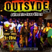 OUTSYDE MIAMI LIVE AUDIO  HOTTA RICE , CHUKULOO, ECCENTRIX , ONKORE Artwork