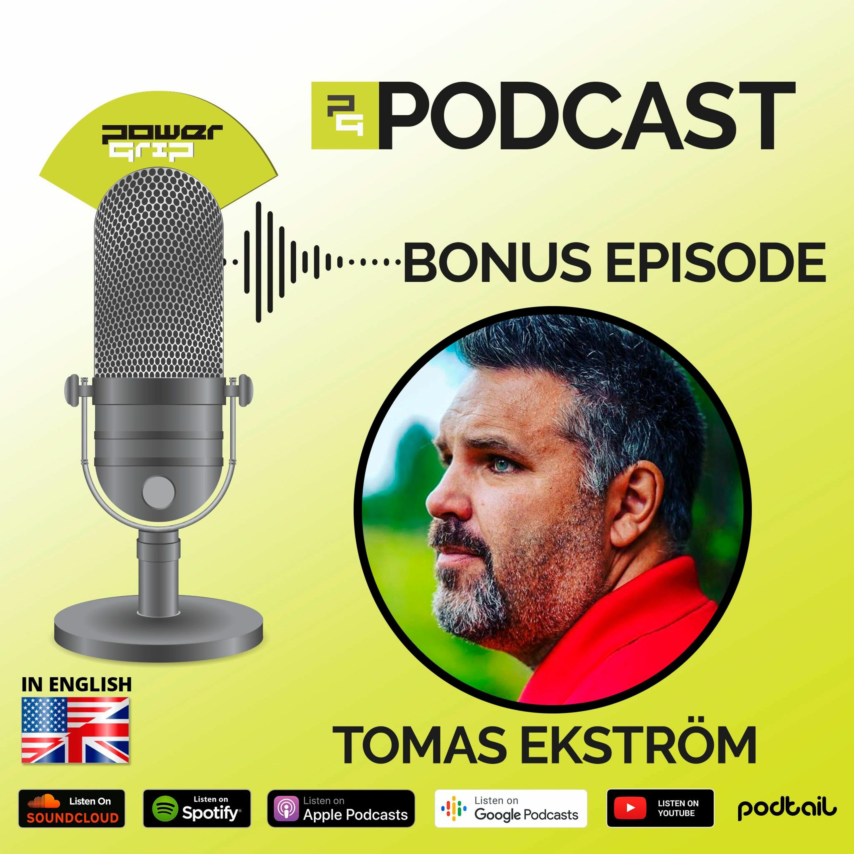 Special - 11th Episode with Tomas Ekström