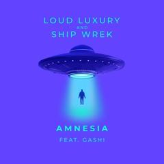Loud Luxury & Ship Wrek - Amnesia (feat. Gashi)