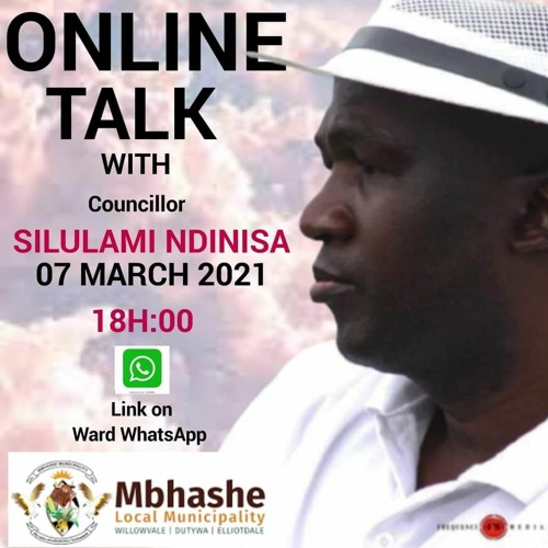 Online Talk With Clr Ndinisa
