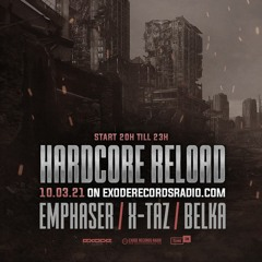 Belka @ Hardcore Reload #10.03.21