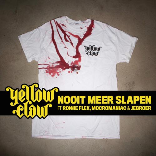 Nooit Meer Slapen (feat. Ronnie Flex, MocroManiac & Jebroer)