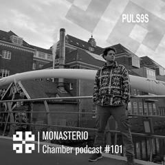 Monasterio Chamber Podcast #101 Pulsɘs