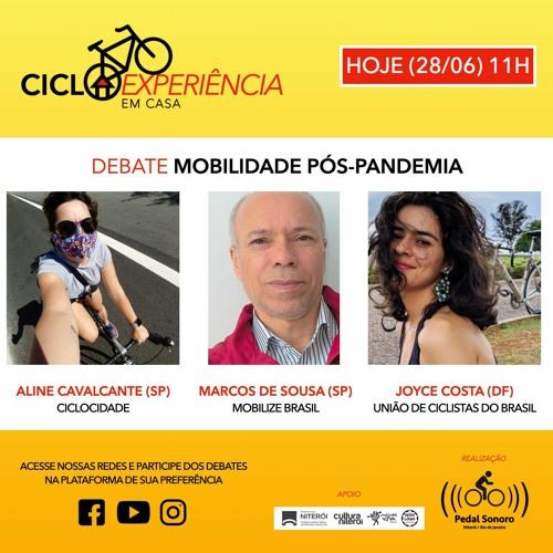 CICLOEXPERIÊNCIA 2020 - EM CASA - MOBILIDADE PÓS-PANDEMIA