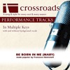 Be Born In Me (Mary) (Original without Background Vocals in C#)