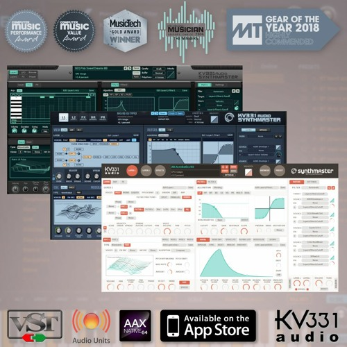 SynthMaster Factory Presets