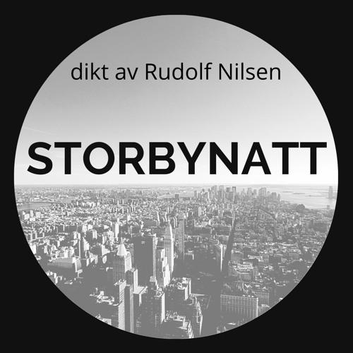 Storbynatt Rudolf Nilsen Diktanalyse