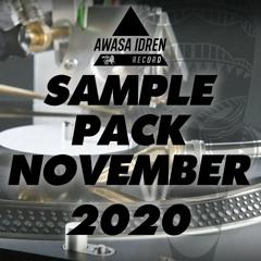 SAMPLE PACK NOVEMBER 2020 SOUNDCLOUD