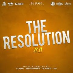 #THE RESOLUTION 4.0 - NEW YEAR'S 2020 MIX by DJ JONNY x SC SOUNDZ x AJR x NAVI