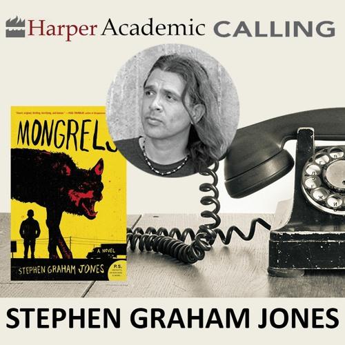 Stephen Graham Jones