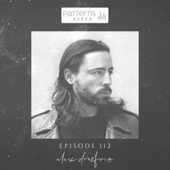 Patterns Audio Episode 112- Alex Donofrio