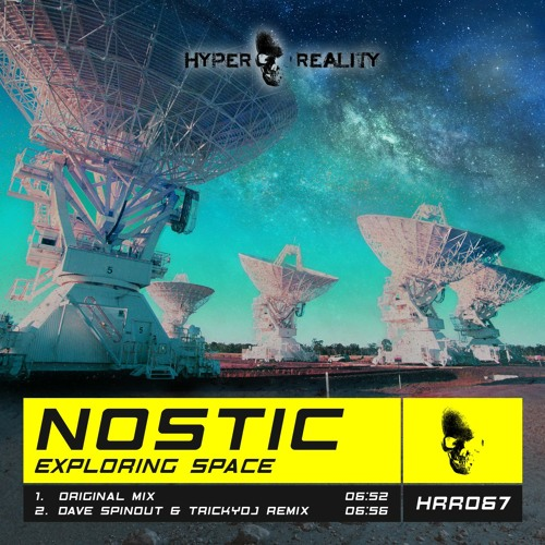 HRR067 Nostic - Exploring Space OUT NOW!!!