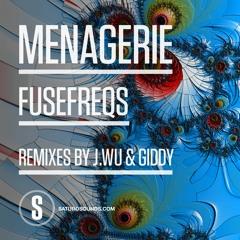 FuseFreqs - Menagerie [Saturo Sounds]
